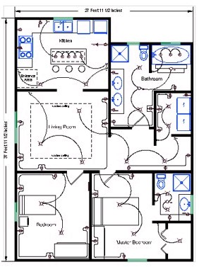 Electrical builders Plan